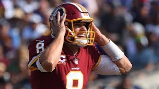 Kirk Cousins Helps Redskins Top Rams | Stadium