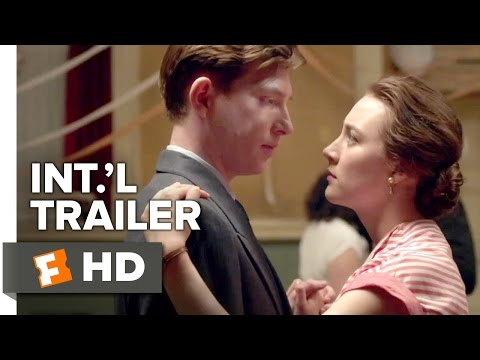 Brooklyn Official International Trailer #1 (2015) - Saoirse Ronan, Domhnall Gleeson Movie HD