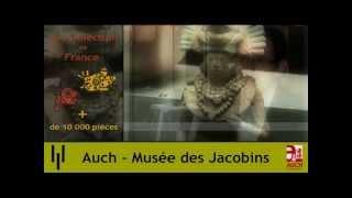 Le Musée des Jacobins (Auch) vise le niveau national