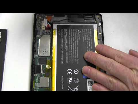 How to Replace Your Amazon Kindle Fire HD 7 3rd Generation Battery