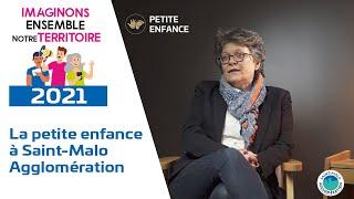 La petite enfance à Saint-Malo Agglomération
