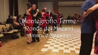 Montegrotto Terme 16/02/2019 Ronda dei Maestri, Ainara e Massimo