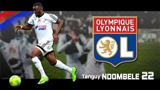 Tanguy Ndombele 22 - Im the hybrid - 2017 [HD] Welcome to Lyon - Presentation