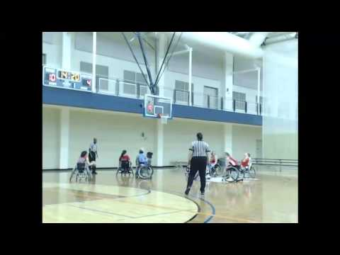 Wheelchair Basketball @ UTA