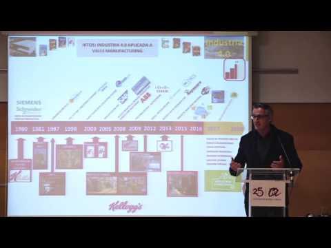 Passos cap a la Indústria 4.0 a les fàbriques de Productes de Gran Consum
