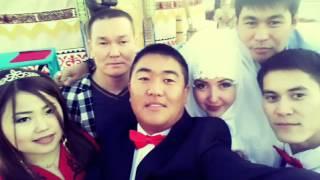 Мусульманские свадьба Азамат Сая