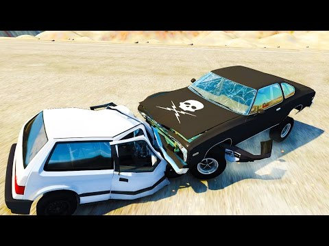 BeamNG Drive - I AM DEATH PROOF!