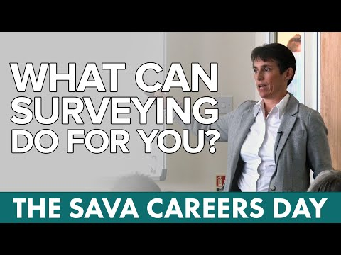 What can Surveying do for you?