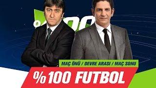 % 100 Futbol Kardemir Karabükspor - Fenerbahçe 1 Nisan 2017