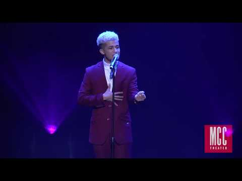 Jordan Fisher (HAMILTON) performs 'I'm Here' from THE COLOR PURPLE at MisCast gala