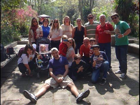 Familia Sao Pedro no Zoologico de Sao Paulo em 30/08/2014