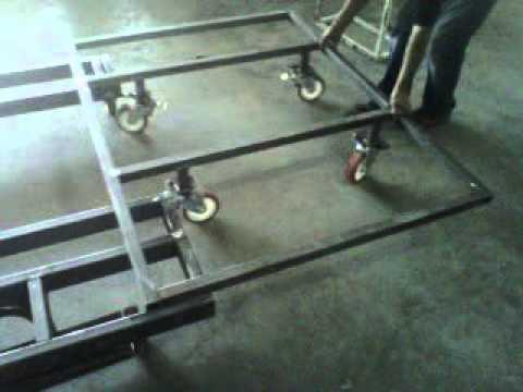 Canves Vagon - Taşıma Arabaları ve Konveyörler 6