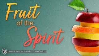 Spiritual Life Cycles: The Fruit of the Spirit