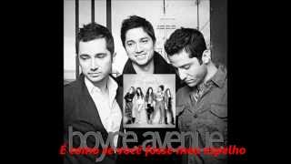 Boyce Avenue ft Fifth Harmony Mirrors Tradução