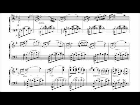 Charles Voss: La  Mèlancolie  de  Prume Varièe pour le Piano (MIDI)