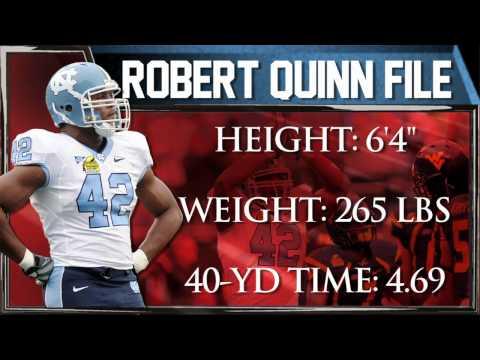 Robert Quinn Draft Profile