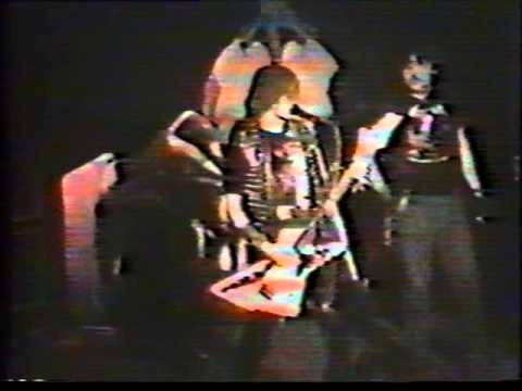 SODOM - Live in Altenessen, Germany [1986] [FULL SET]