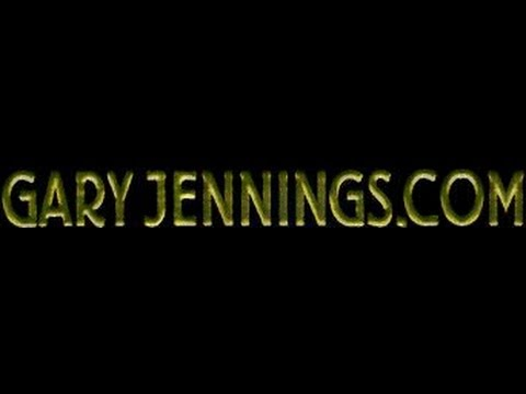Gary Jennings author interview with Don Swaim