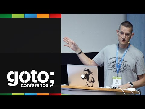 GOTO 2015 • Healthcare for the Elderly Using the IoT • Gerrit Grunwald