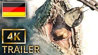 Jurassic World - Offizieller Trailer #2 [4K] [UHD] (Deutsch/German)