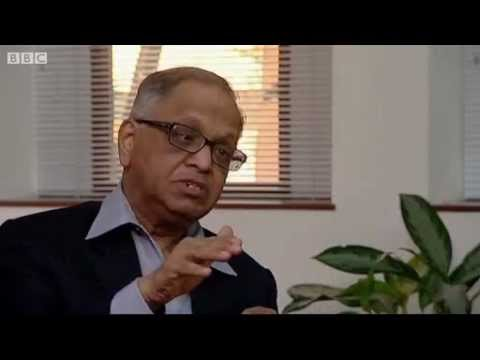 BBC News - Start-up Stories  NR Narayana Murthy, Infosys