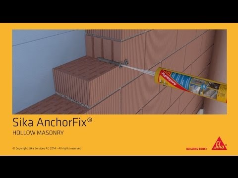 Anchorfix 174 Hollow Masonry Solutions For All Your