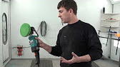 Makita 9227c 7-inch hook and loop electronic polisher/sander power angle grinders. Buy the