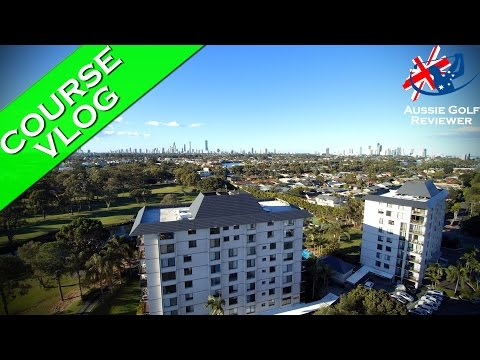 SURFERS PARADISE GOLF COURSE VLOG PART 1