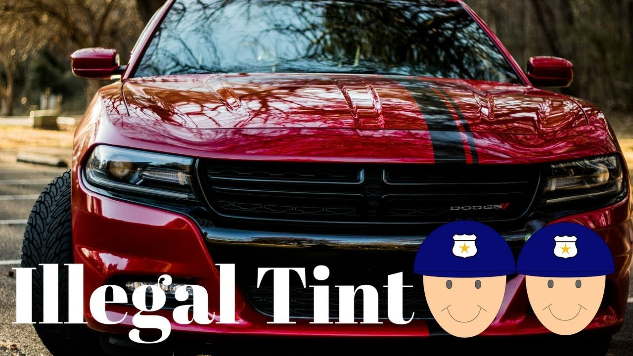 Do Police Care About Illegal Window Tint Anymore Youtube