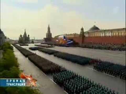 Victory Parade 2008 - Парад победы  - [part 1/2]  Highlights