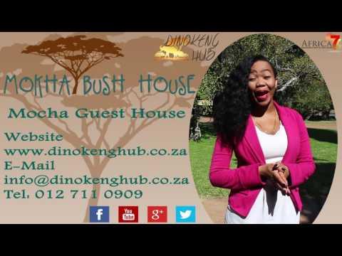 Mokha Bush House - Dinokeng Hub - Gauteng