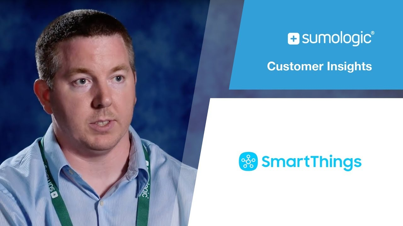 How Samsung SmartThings Uses Sumo Logic to Monitor and Troubleshoot IoT  Devices