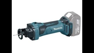 ProductReview - Makita DCO180Z Cordless Drywall Cutout Tool