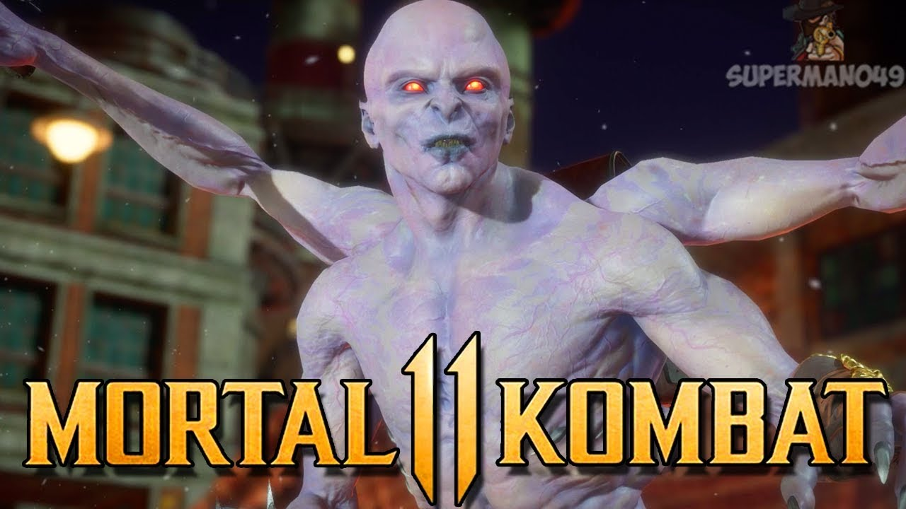 Playing Kollector For The First Time! - Mortal Kombat 11: