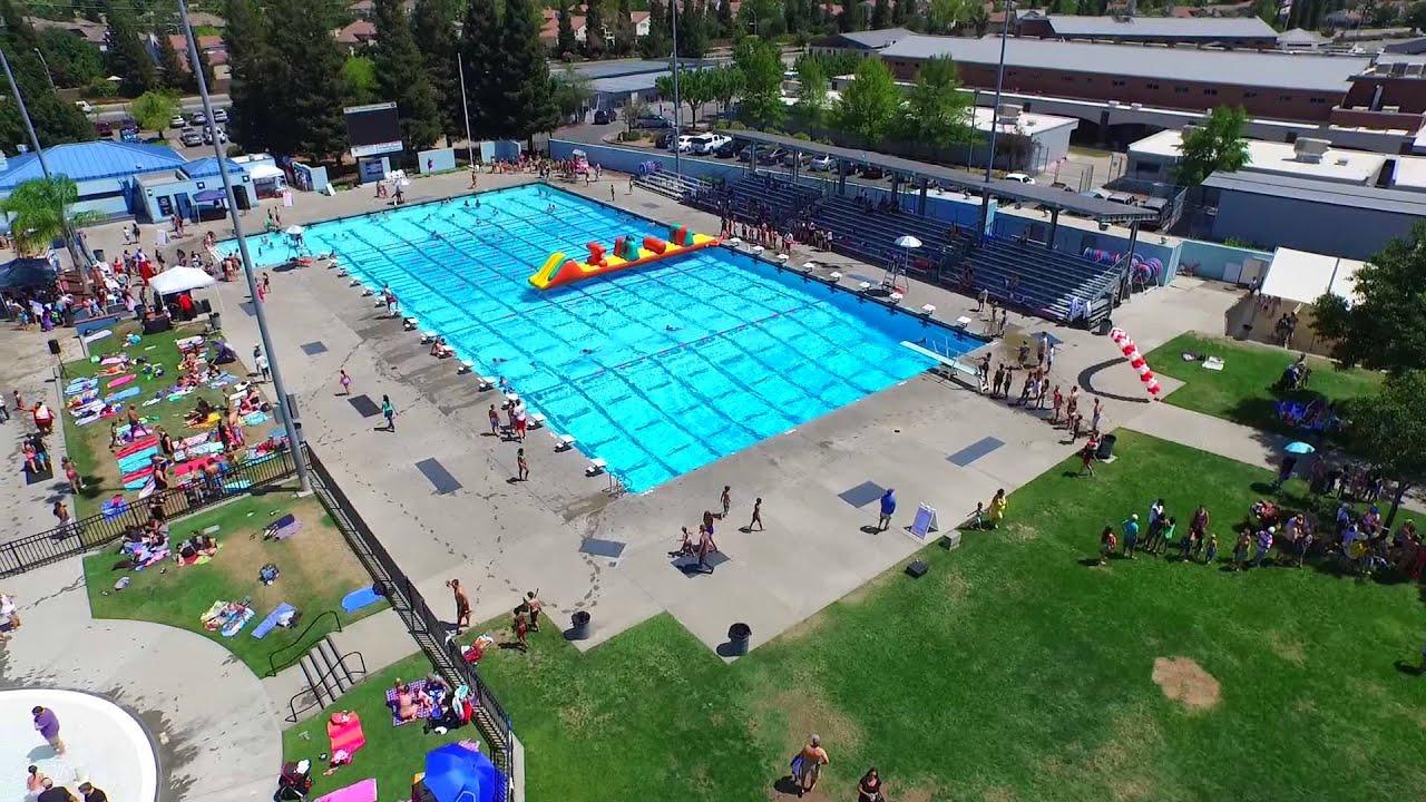 Roseville aquatic complex 20th youtube - Johnson swimming pool roseville ca ...