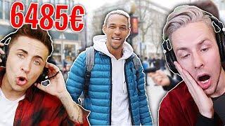 Simon Desues 6000€ Pullover! Wie viel ist dein OUTFIT wert?