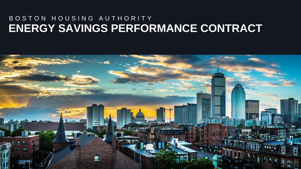 Ameresco   Boston Housing Authority