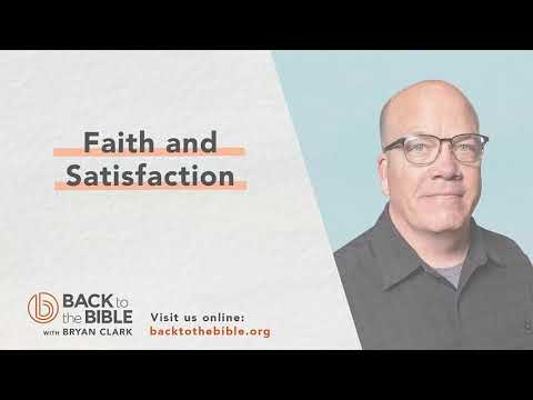 Ignite Your Faith: Genesis 12-25 - Faith and Satisfaction - 25 of 25
