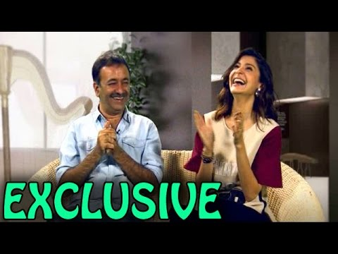 Rajkumar Hirani & Anushka Sharma EXCLUSIVE Interview | PK Movie
