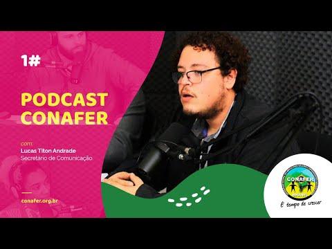 Podcast Rádio CONAFER #1