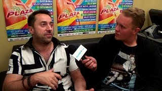 Lider zespołu Boys w Disco Plaza Mielno (rozmowa)
