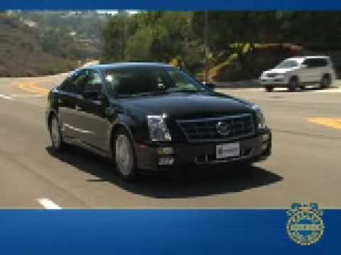2008 Cadillac STS Review - Kelley Blue Book