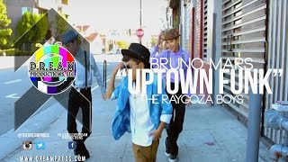 The Raygoza Boys of Get Down District were inspired by Bruno Mars' ...