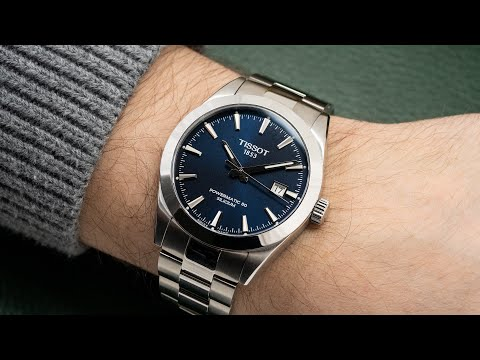 A NEW Everyday Watch You Should Know - Tissot Gentleman Powermatic 80 Silicium Review