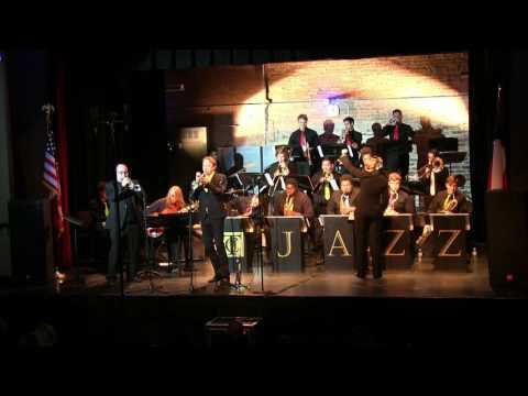 """Night in Tunisia"" Tyler Junior College Jazz Ensemble 1"