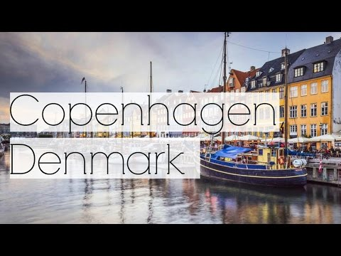 COPENHAGEN,DENMARK | MY FIRST TRAVEL VLOG