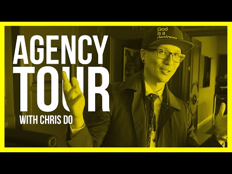 Tour a Creative Agency - A look inside The Futur HQ w/ Chris Do