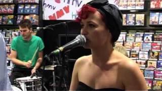 Alphabeat - Live instore @ hmv Brighton - Track 3