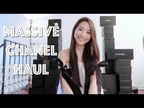❤️ Elaine Hau - Chanel 海量豪華購物分享 👜 Massive Chanel Luxury Haul 👟
