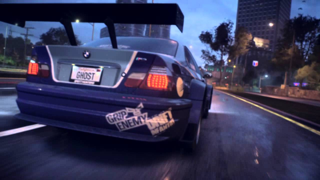 Need For Speed 2015 Bmw M3 Gtr Deluxe Edition